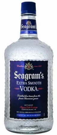 Seagrams Extra Smooth Vodka
