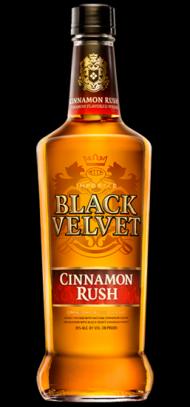 Black Velvet Cinnamon Rush