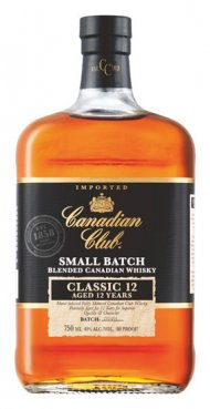 Canadian Club Small Batch Classic
