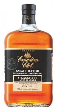 Canadian Club Small Batch Classic