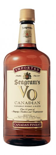 Seagrams VO Canadian Whiskey PET
