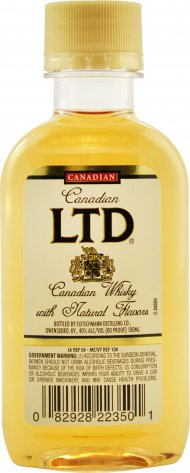 Canadian Ltd Whisky