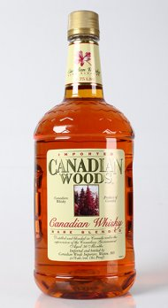 Canadian Woods Canadian Whisky