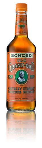 Old Grand-Dad 100prf Bond Bourbon 4YR