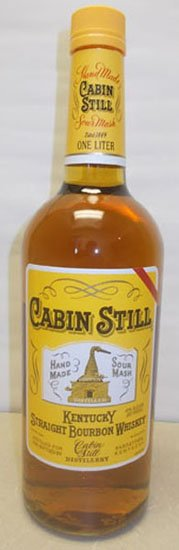 Cabin Still Str Bourbon