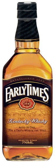 Early Times 36 Mo Ky Str Bourbon