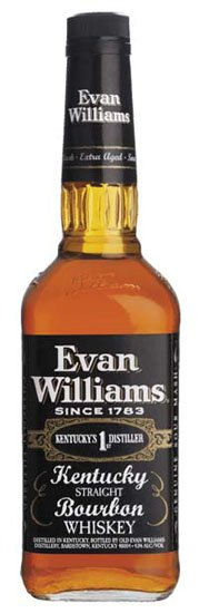 Evan Williams Str Bourbon
