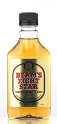 Beam's 8 Star Bl Whiskey