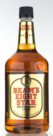 Beams 8 Star Bl Whiskey