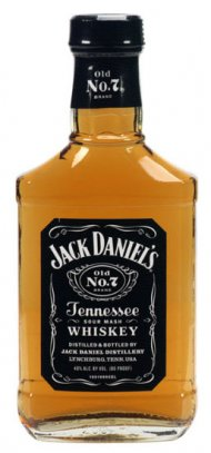 Jack Daniels Old #7 Black Lbl