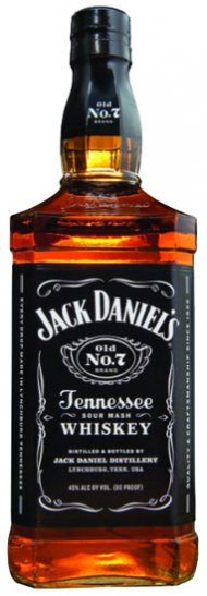Jack Daniels Old #7 Black Label