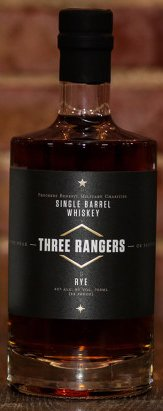 Three Rangers Whiskey