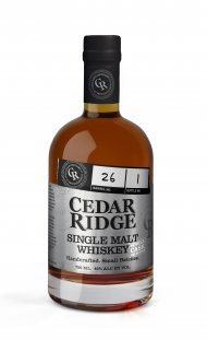 Cedar Ridge Single Malt Single Barrel Select