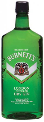 Burnetts Gin London Dry