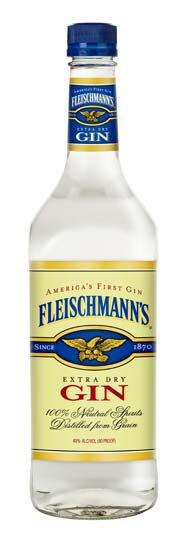 Fleischmann's Dry Gin