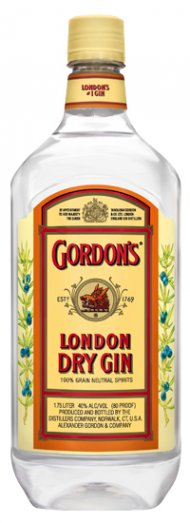 Gordons Gin London Dry PET