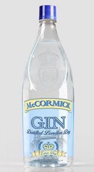 McCormick Gin Pet
