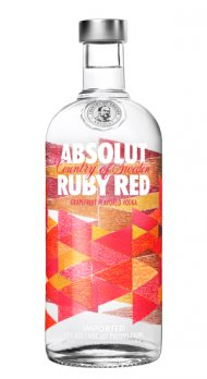 Absolut Ruby Red DISCO