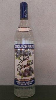 Stolichnaya Blueberi