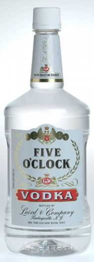 Five O'Clock Vodka