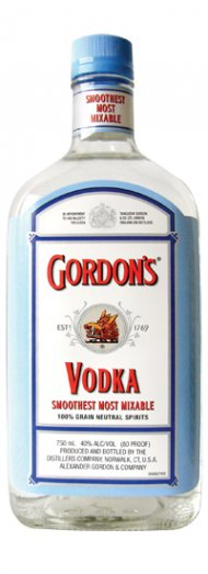 Gordons 80prf Vodka
