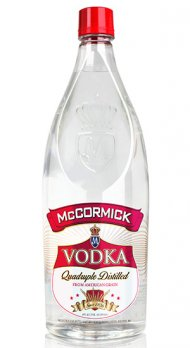 McCormick 80prf Vodka PET