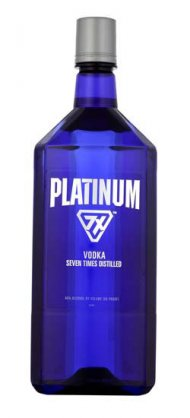Platinum 7x Vodka