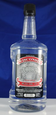 Wisconsin Club Vodka