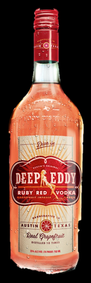 Deep Eddy Ruby Red Grapefruit