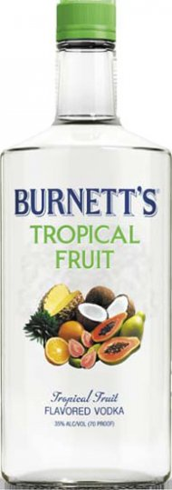 Burnett's Tropical Punch