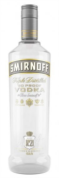 Smirnoff Silver 90prf
