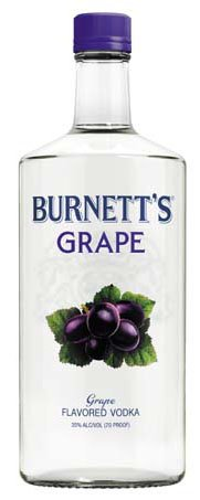 Burnett's Grape Vodka