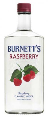 Burnetts Raspberry Vodka