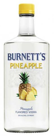 Burnett's Pineapple
