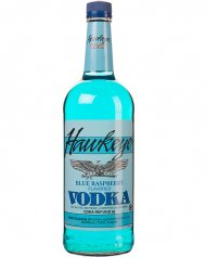 Hawkeye Blue Raspberry Vodka