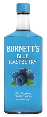 Burnetts Blue Raspberry
