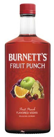 Burnett's Fruit Punch