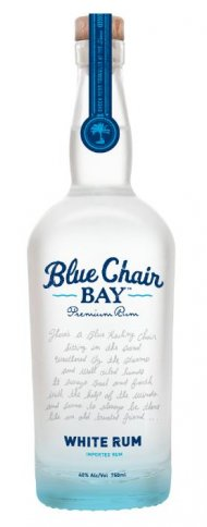 Blue Chair Bay White