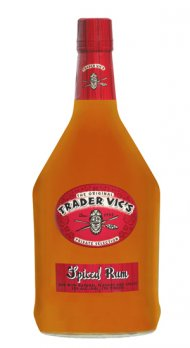 Trader Vics Private Selection Spiced Rum