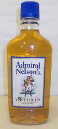 Admiral Nelson Spiced PET
