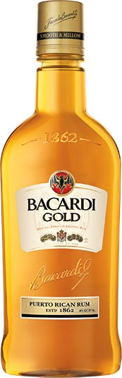 Bacardi Gold PET
