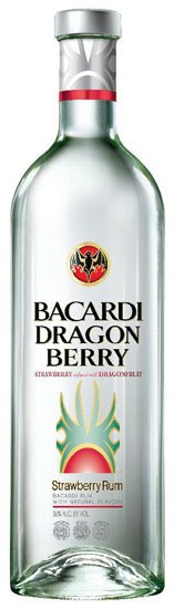 Bacardi Dragon Berry