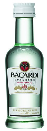 Bacardi Superior Rum Mini