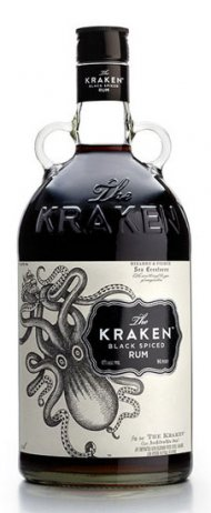 Kraken Black Spiced Rum Iowa Abd
