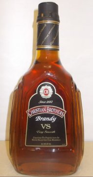 Christian Bros Brandy-Square