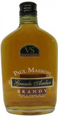 Paul Masson Grande Amber Brandy VS