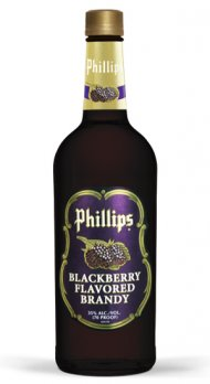 Phillips Blackberry Brandy