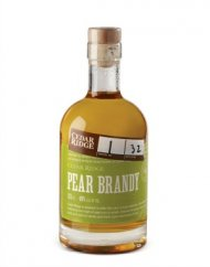Cedar Ridge Pear Brandy