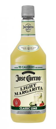Jose Cuervo Authentic Light Lime Margarita