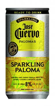 Jose Cuervo Authentic Sparkling Paloma 4pk Cans CANNED COCKT